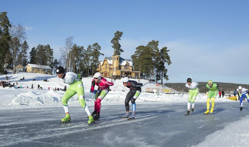 Vinteräventyr utmaning