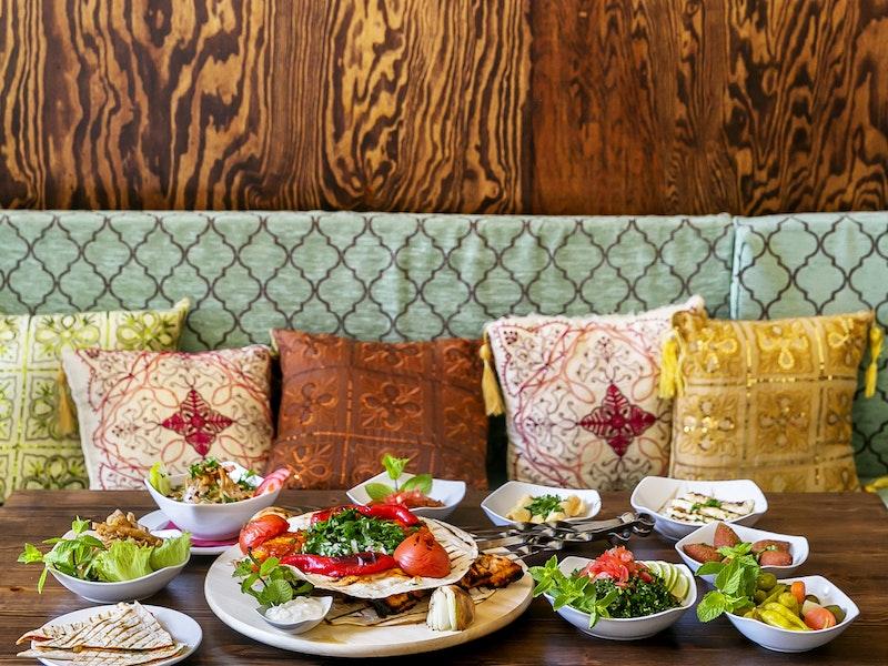 Falafel Mellanöstern Mat Malmö