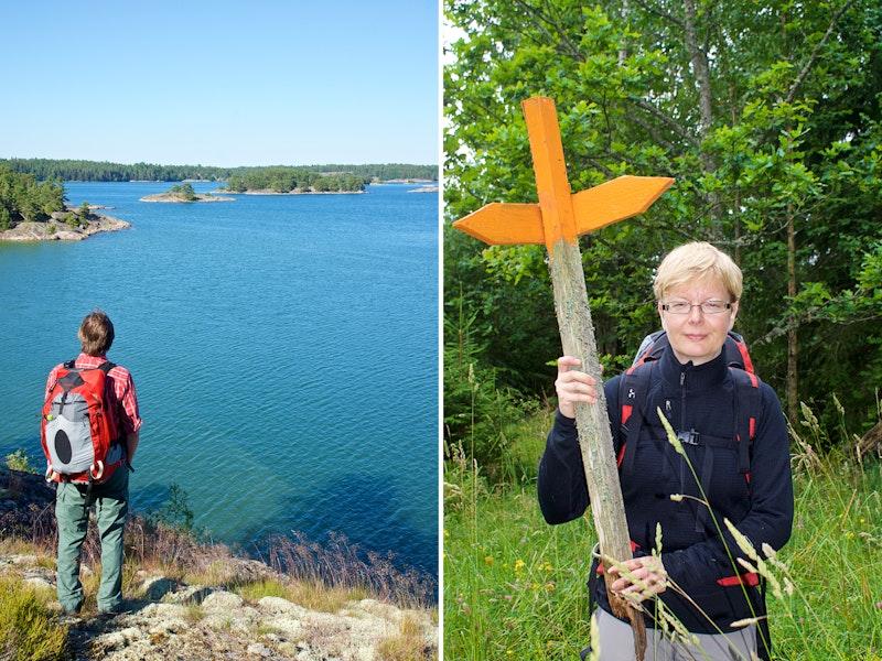 Sveriges 10 bästa vandringar